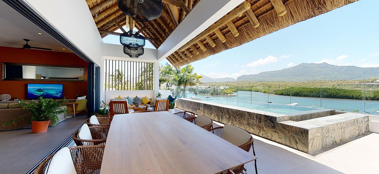 Rivière Noire - Mauritius - Apartment, 4 rooms, 3 bedrooms - Slideshow Picture 4