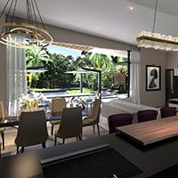 Spacious and contemporary villa - 2 bedrooms
