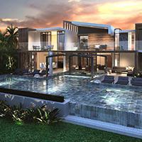 Luxury villa - 4 bedrooms