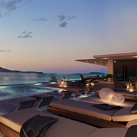 Modern and sophisticated villa by the sea - 3 bedrooms